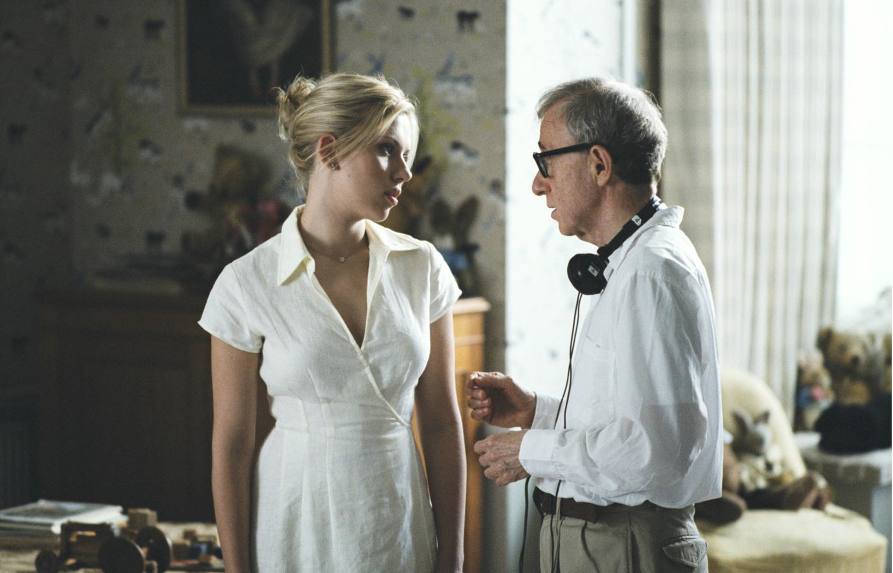 Match Point Scarlett Johansson