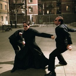 Matrix Reloaded / Hugo Weaving