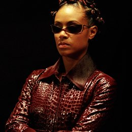 Matrix Reloaded / Jada Pinkett Smith Poster