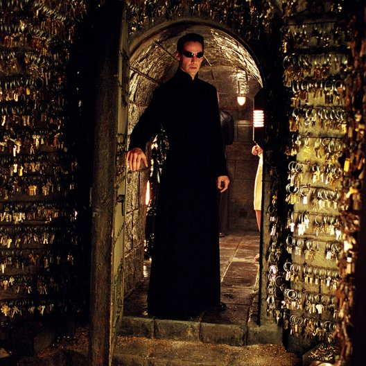 Matrix Reloaded / Keanu Reeves
