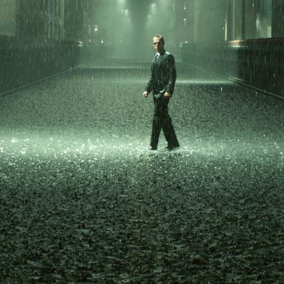 Matrix Revolutions / Hugo Weaving Poster