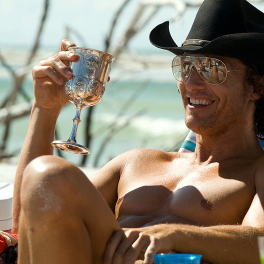 Magic Mike / Matthew McConaughey Poster