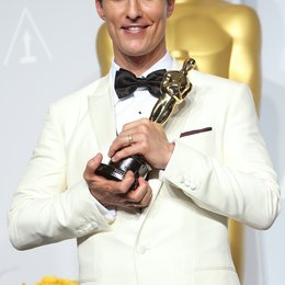 Matthew McConaughey / 86th Academy Awards 2014 / Oscar 2014 Poster