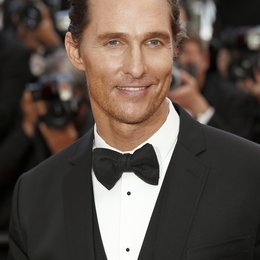 McConaughey, Matthew / 65. Filmfestspiele Cannes 2012 / Festival de Cannes Poster