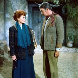 Rancho River / James Stewart / Maureen O'Hara Poster