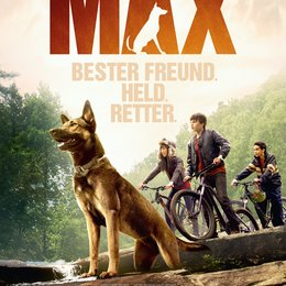 Max - Bester Freund. Held. Retter. / Max Poster