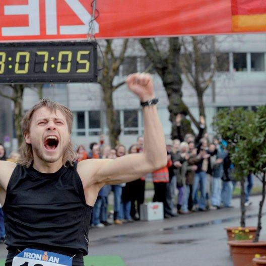 Lauf um dein Leben - Vom Junkie zum Ironman / Lauf um dein Leben! / Ironman / Max Riemelt Poster