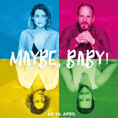 Maybe, Baby! Poster