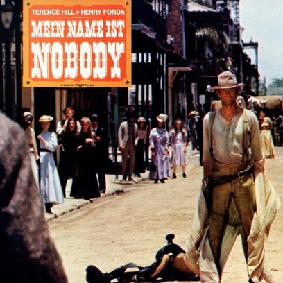 Mein Name ist Nobody Poster