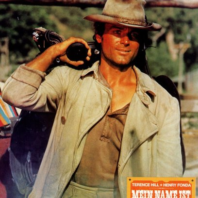 Mein Name ist Nobody / Terence Hill Poster