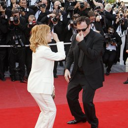 Laurent, Melanie / Tarantino, Quentin / 62. Filmfestival Cannes 2009 / Festival International du Film de Cannes Poster