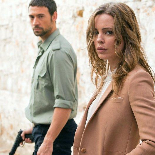 Hunted - Vertraue niemandem / Melissa George / Adam Rayner Poster