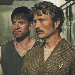 Men & Chicken / Nikolaj Lie Kaas / Mads Mikkelsen Poster