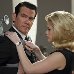 Men in Black 3 / Josh Brolin / Alice Eve Poster