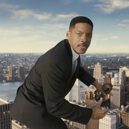 Men in Black 3 / Will Smith Poster