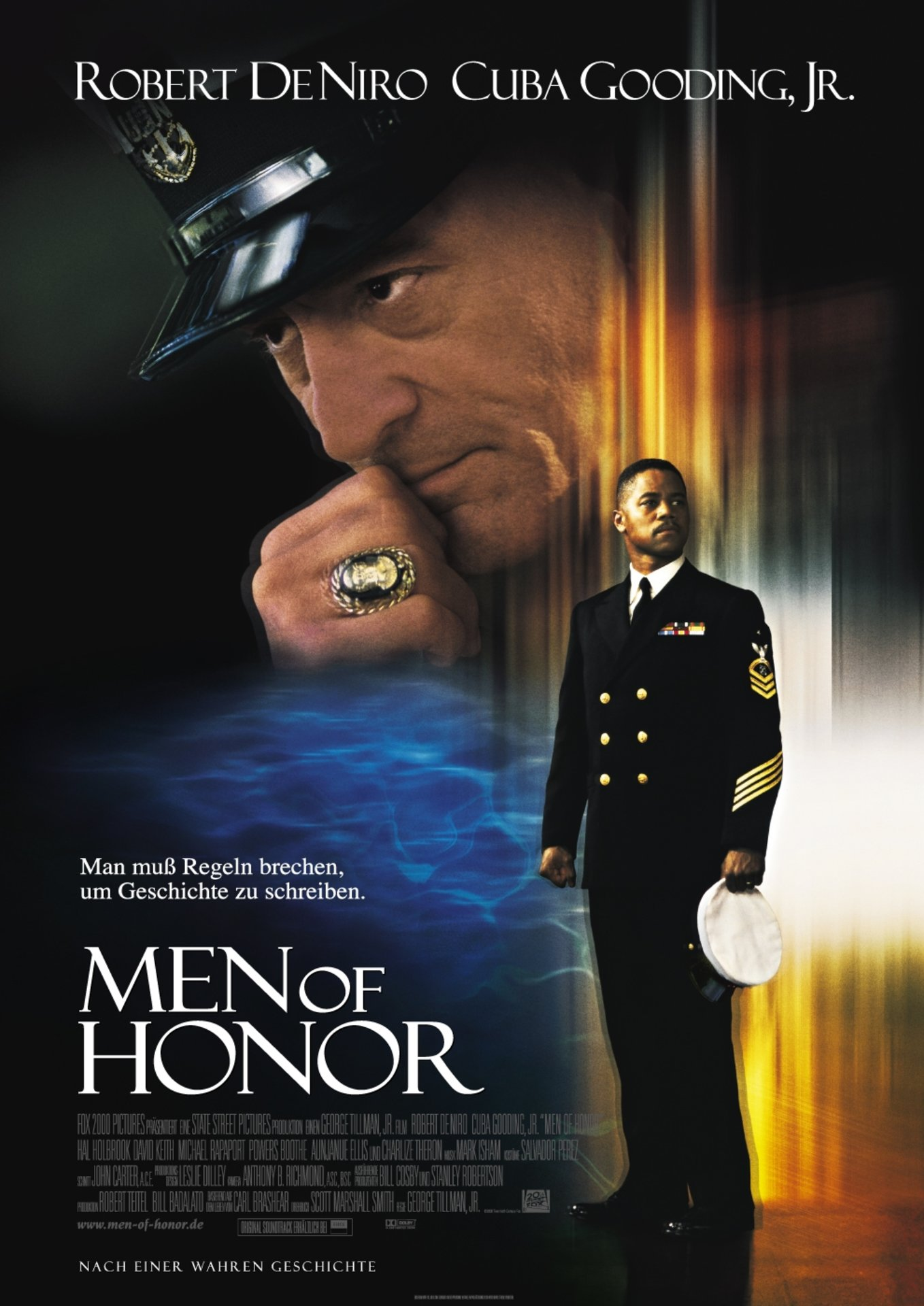 Honor men