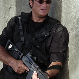 Mercenary for Justice / Steven Seagal Poster