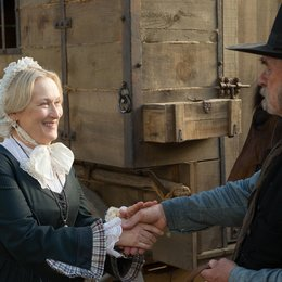 Homesman, The / Meryl Streep / Tommy Lee Jones