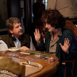Im August in Osage County / Set / John Wells / Meryl Streep