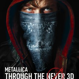 Metallica - Through the Never / Metallica Through the Never Poster