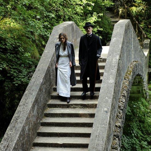 dunkle Begierde, Eine / Keira Knightley / Michael Fassbender Poster