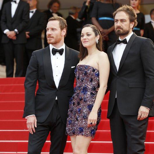 Fassbender, Michael / Cotillard, Marion / Kurzel, Justin / 68. Internationale Filmfestspiele von Cannes 2015 / Festival de Cannes Poster