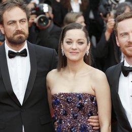 Kurzel, Justin / Cotillard, Marion / Fassbender, Michael / 68. Internationale Filmfestspiele von Cannes 2015 / Festival de Cannes Poster