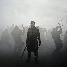 Macbeth / Michael Fassbender Poster