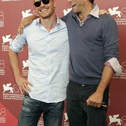 Michael Fassbender / Vincent Cassel / 68. Internationale Filmfestspiele Venedig 2011 Poster