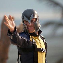 X-Men: Erste Entscheidung / X-Men: First Class / Michael Fassbender Poster