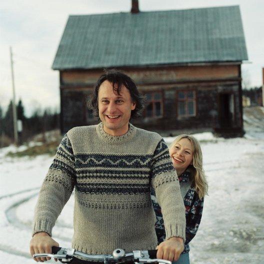Wie im Himmel / Michael Nyqvist / Frida Hallgren Poster