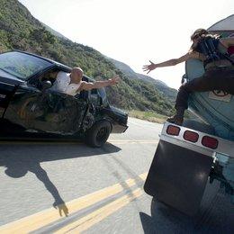 Fast & Furious 4 / Fast & Furious - Neues Modell. Originalteile / Vin Diesel / Michelle Rodriguez Poster