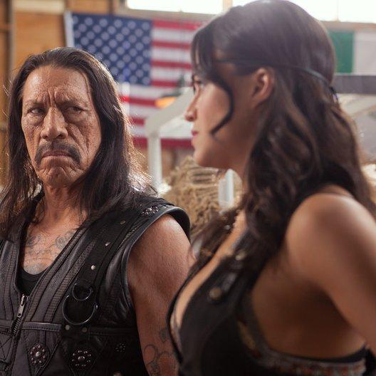 Machete Kills / Danny Trejo / Michelle Rodriguez Poster