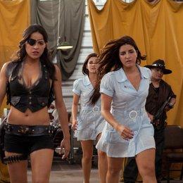Machete Kills / Michelle Rodriguez / Electra Avellan / Elise Avellan Poster