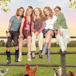 wilden Hühner, Die / Jette Hering / Michelle von Treuberg / Lucie Hollmann / Paula Riemann / Zsa Zsa Inci Bürkle Poster