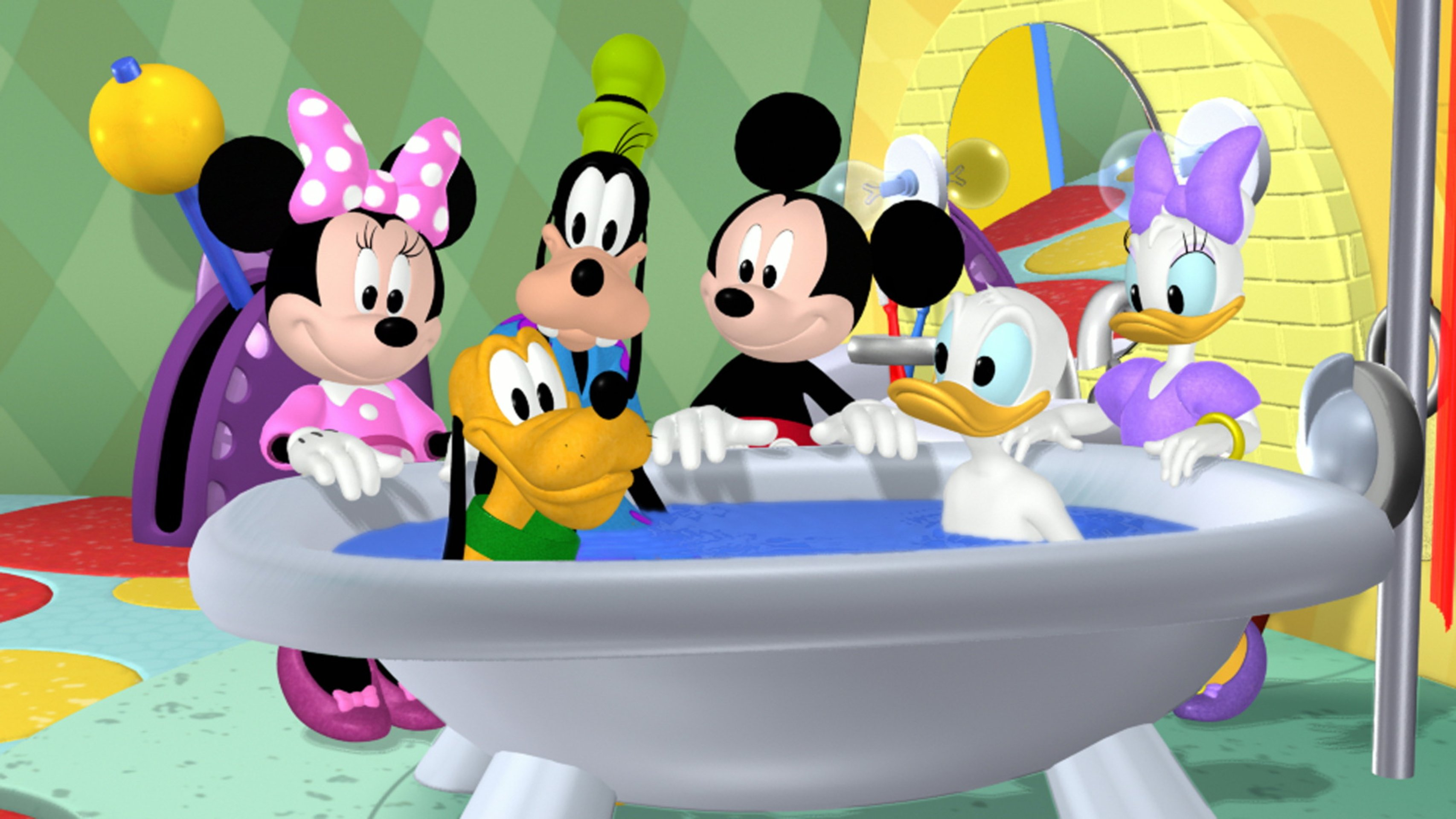 Micky Maus Wunderhaus Detektiv Minnie / Mickey Mouse Clubhouse
