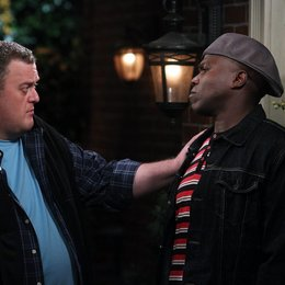 Mike & Molly / Billy Gardell / Reno Wilson Poster