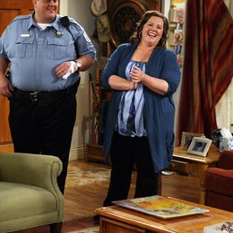 Mike & Molly / Melissa McCarthy / Billy Gardell Poster