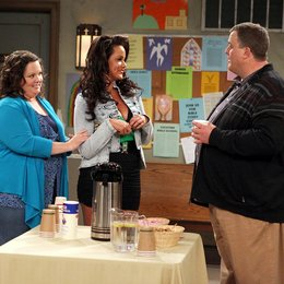 Mike & Molly / Melissa McCarthy / Katy Mixon / Billy Gardell Poster