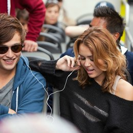 LOL - Laughing Out Loud / LOL / Douglas Booth / Miley Cyrus Poster