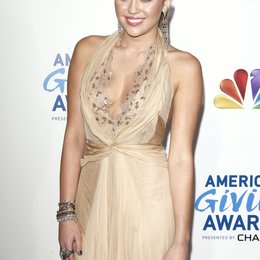 Miley Cyrus / American Giving Awards 2011 Poster