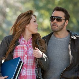So Undercover / Miley Cyrus / Jeremy Piven Poster