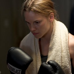 Million Dollar Baby / Hilary Swank Poster