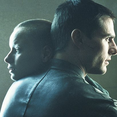 Minority Report / Tom Cruise / Samantha Morton Poster
