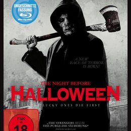 Night Before Halloween, The Poster