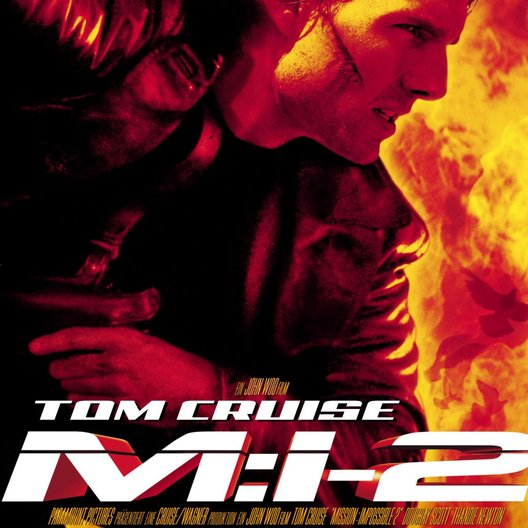 Mission: Impossible 2 / M:I-2 Poster