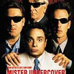 Mister Undercover Poster