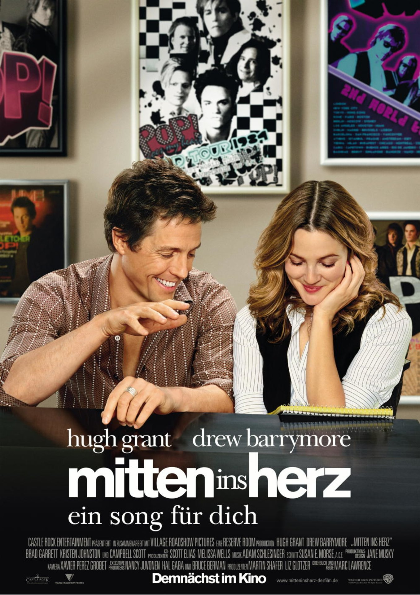 mitten ins herz ein song f r dich film 2006 trailer. Black Bedroom Furniture Sets. Home Design Ideas