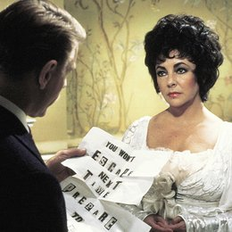 Agatha Christie's Mystery Collection / mordimspiegel / Dame Elizabeth Taylor / Mord im Spiegel Poster