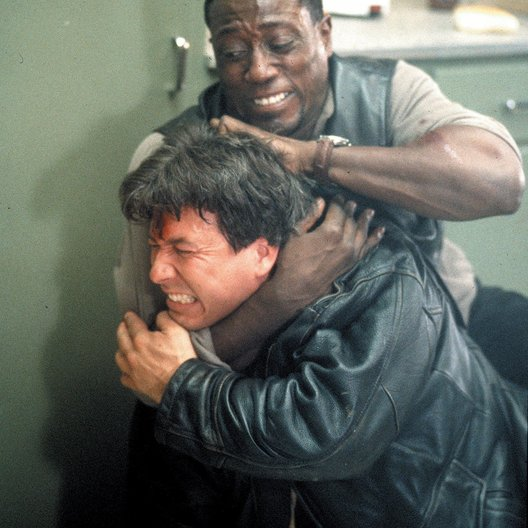 Mord im Weißen Haus / Wesley Snipes Poster